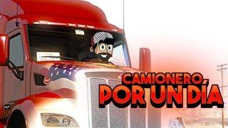 CAMIONERO POR UN DÍA ⭐️ American Truck Simulator - New Mexico   iTownGamePlay