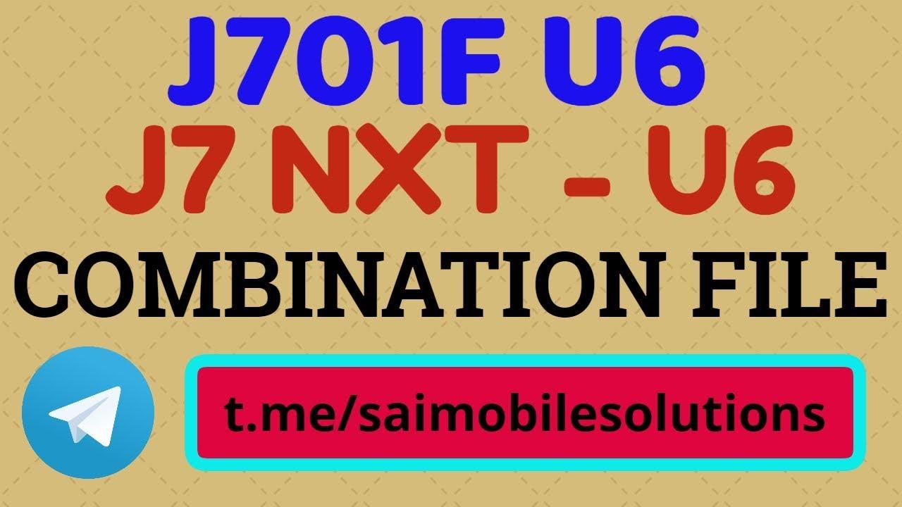J701F U6 COMBINATION FILE|J701F FRP FILE|J701F FRP BYPASS|J7 NXT  COMBINATION FILE