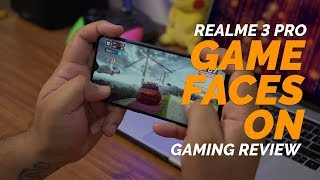 REALME 3 PRO - MASSIVE GAMING REVIEW!!!