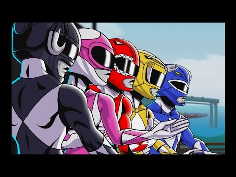 Mighty Morphin Power Rangers: Mega Battle - Reveal Trailer | PS4, XB1