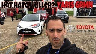 Yaris GRMN Gazoo racing hot hatch Real Review