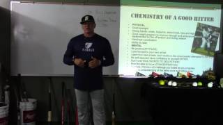 Chemistry of a Hitter - 1