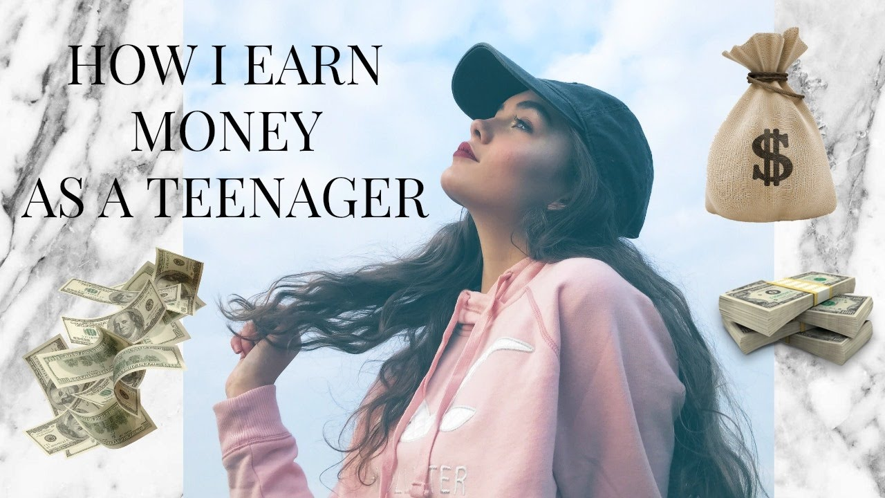 How I Make Money As A 14 Year Old India Grace Youtube