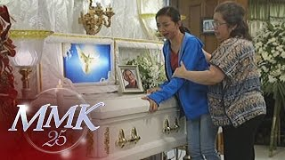 MMK: Maymay visits her grandfather's wake