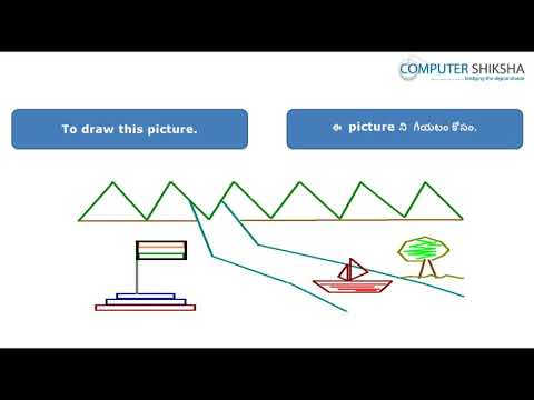 Class 5 Learn computers - Computer Education Online & Free (In Telegu)