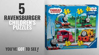 Top 10 Ravensburger Children'S Puzzles [2018]: Ravensburger 7053 My First Puzzle Thomas and Friends