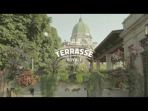 Hotel Terrasse Royale Is An Ideal Place To Stay In Montréal!