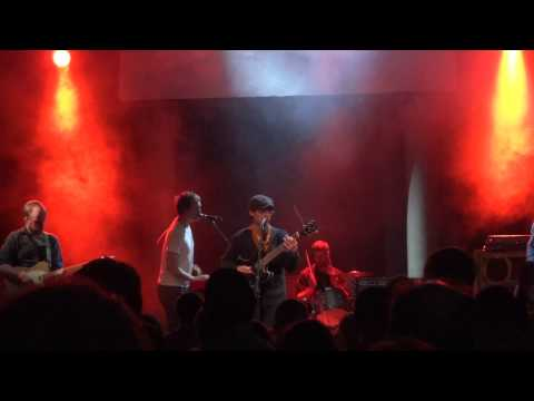 Clap Your Hands Say Yeah Live 'Let the Cool Goddess Rust Away' 12.6.11 Mr Smalls