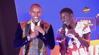 Alex Muhangi Comedy Store May 2019 - MAULANA & REIGN
