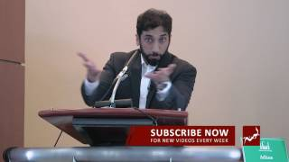 Cult vs. Community  - Khutbah by Nouman Ali Khan