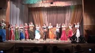 Восточные танцы, Лотошино