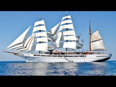 Sea Cloud II - Sea Cloud Cruises - Yachting Superior