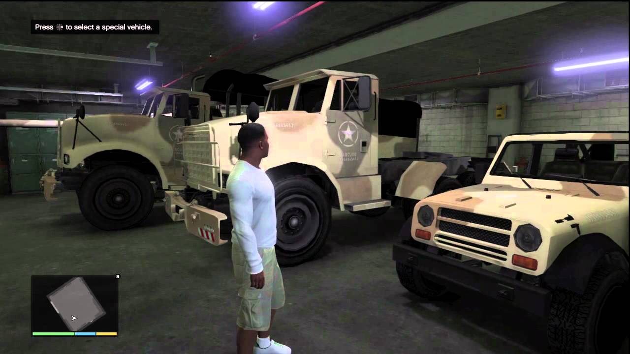 How To Get More Car Storage In Gta