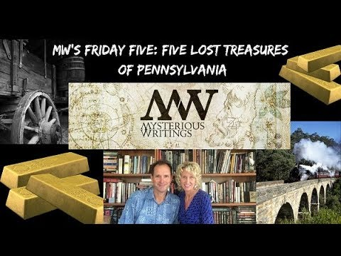 MW's Friday Five: Five Lost Treasures Of Pennsylvania