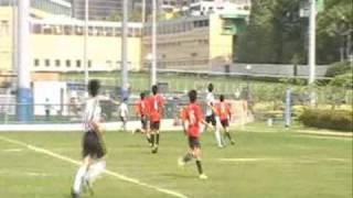 2010-2011年度 全港學界男子足球精英賽 8強   英華書院 vs 香港加拿大國際學校
