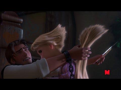 Рапунцель: Запутанная история. Рапунцель лишилась волос (Tangled) 2010