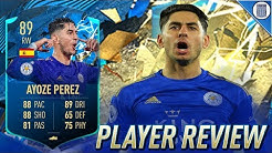 89 TEAM OF THE SEASON MOMENTS PEREZ PLAYER REVIEW! TOTSSF PEREZ - FIFA 20 ULTIMATE TEAM