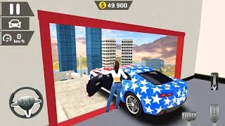 Smash Car Hit Full Walkthrough | Impossible Stunts - Android Gameplay