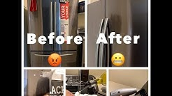 How to Remove Adhesive from Appliances and how to give an appliance a clean finish look