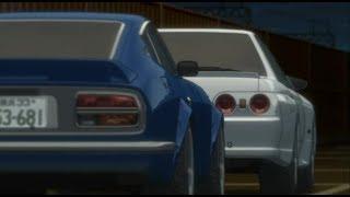 Reina's Crush on a Street Racer | Wangan Midnight