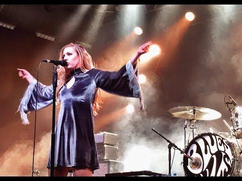 BLUES PILLS - LADY IN GOLD - Full Show ( Sala Santana 27, Bilbao)