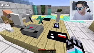 TERBONGKAR RAHASIA CARA MAIN GAME PS2, PS4, XBOX DI MINECRAFT!
