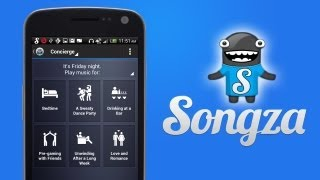FREE Music Playlists Curated by Experts: Songza for Android Gets Concierge