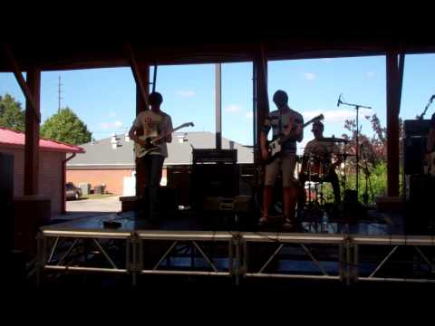 Paper Sweaters Band - Vincennes Indiana