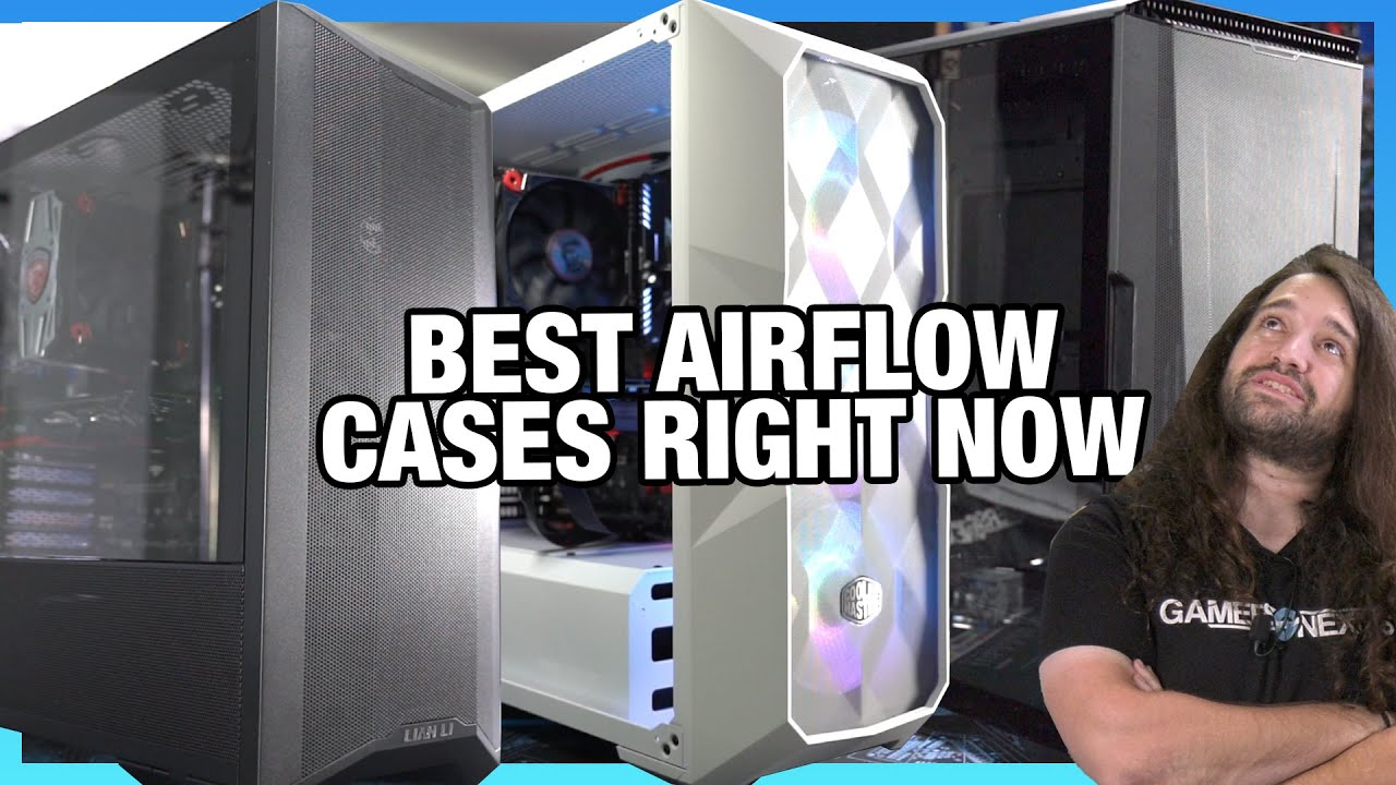 Download Best PC Airflow Cases of 2020 So Far: $60 Budget to $200 High-End