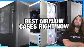 Best PC Airflow Cases of 2020 So Far: $60 Budget to $200 High-End