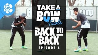 Back To Back: Take a Bow Trials - Stevo The Madman Vs Craig Mitch (adidas ACE 17.1 & X16.1)
