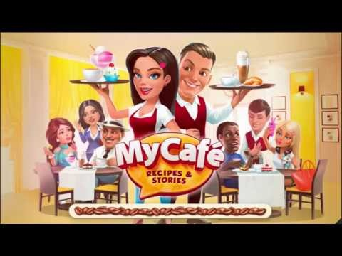 My Cafe: Recipes # 34 Reached Level 14