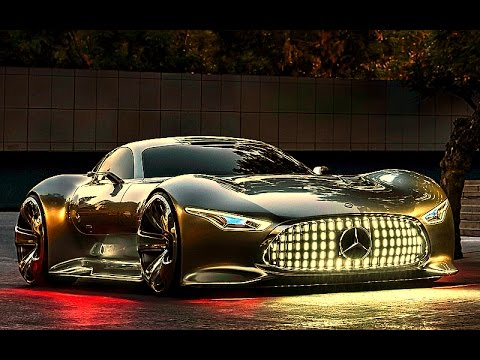 TOP 5 Amazing MERCEDEZ-BENZ Concept Cars. - YouTube