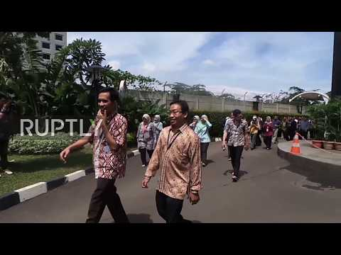 Indonesia: Strong 6.0 magnitude quake strikes off coast of Java
