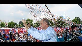 Cumhurbaşkanı Erdoğan, Sakarya Mitinginde konuştu
