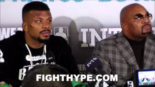 BADOU JACK SAYS JUDGES SCORING BUTE FIGHT A DRAW SHOULD BE SUSPENDED; LOOKS FORWARD TO DEGALE CLASH