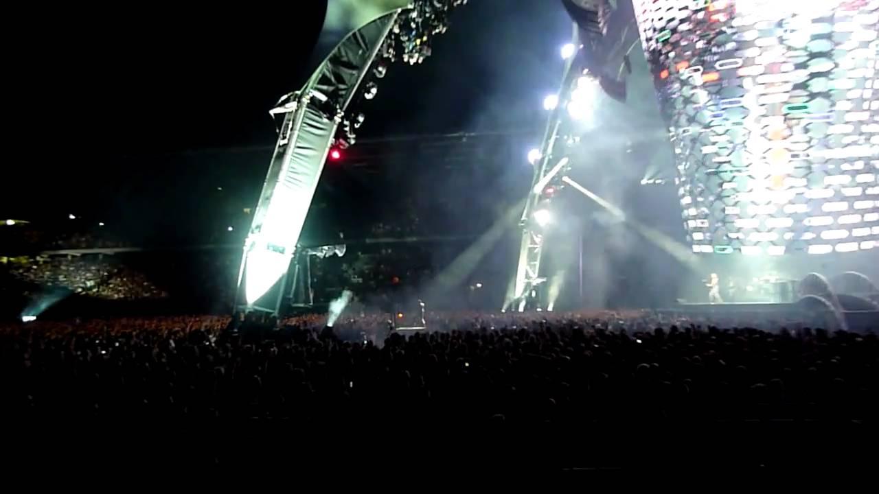 Download U2 - Bruxelles - City of Blindings Lights & Vertigo - 22/09/2010