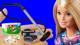 10 DIY Barbie Hacks and Barbie…
