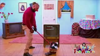 Bray Wyatt does a fatality on Rambling Rabbit