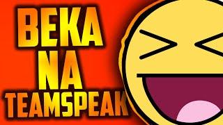 Śmieszne Rozmowy Telefoniczne - Beka na TeamSpeak #6 w/ Mario 2017 Video