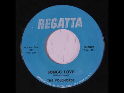 VOLCHORDS - BONGO LOVE / PEEK A BOO LOVE - REGATTA 2004 - 1961