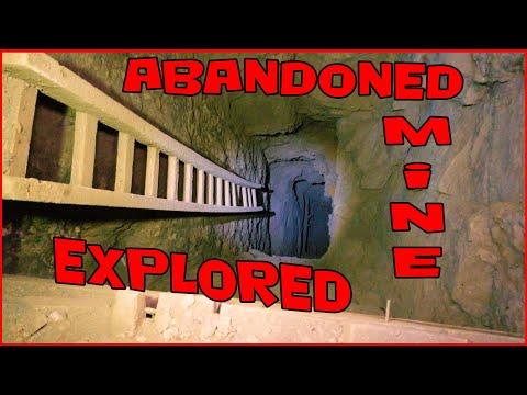 Abandoned Arizona Mine Explored - Bradshaw Mountains