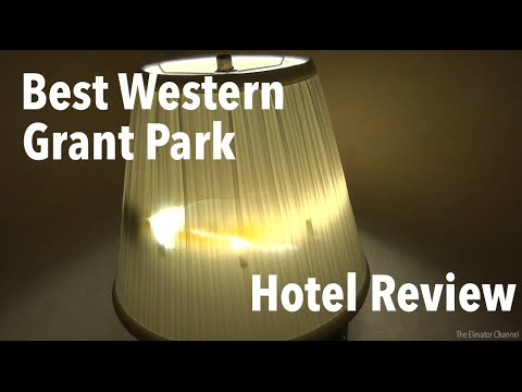 Hotel Review - Best Western Grant Park, Chicago IL