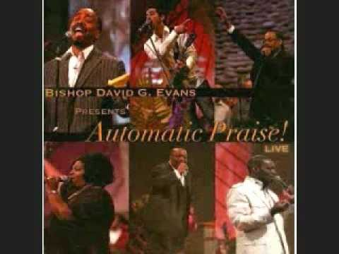 Bishop David G. Evans -This Joy/Praise Break  (Feat. Tracy Shy)