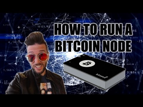 How To Set Up A Bitcoin Node with Bitseed