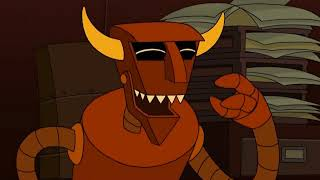 Bender's Deal With The Devil But With Roblox Death Sound