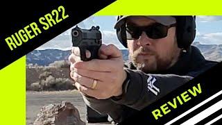 Ruger SR22 Rimfire Pistol 3600 Review