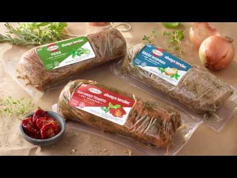 Introducing Hormel® Always Tender® Dry Seasoned Loin Filets