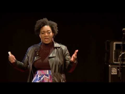 Archives Have the Power to Boost Marginalized Voices   Dominique Luster   TEDxPittsburgh