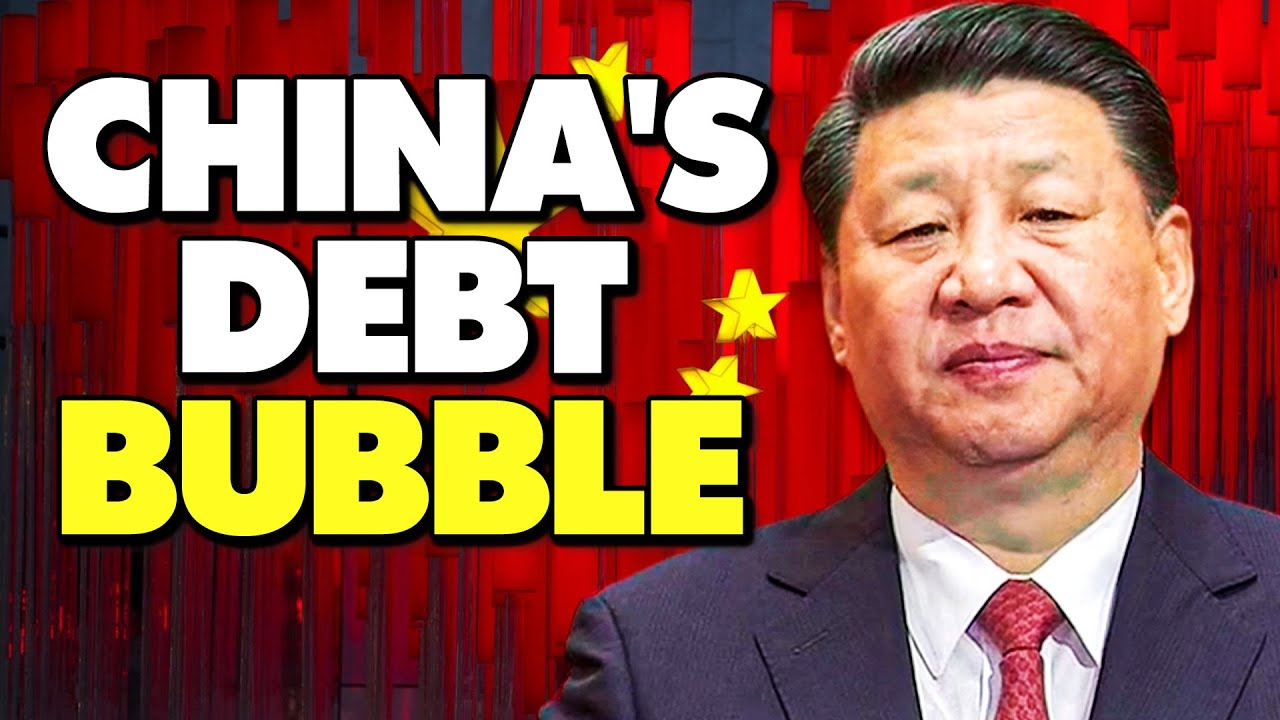 Download China's Crumbling Debt Bubble - Are YOU Ready For It To Explode? (Animated)